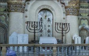 Sinagoga-iznutra